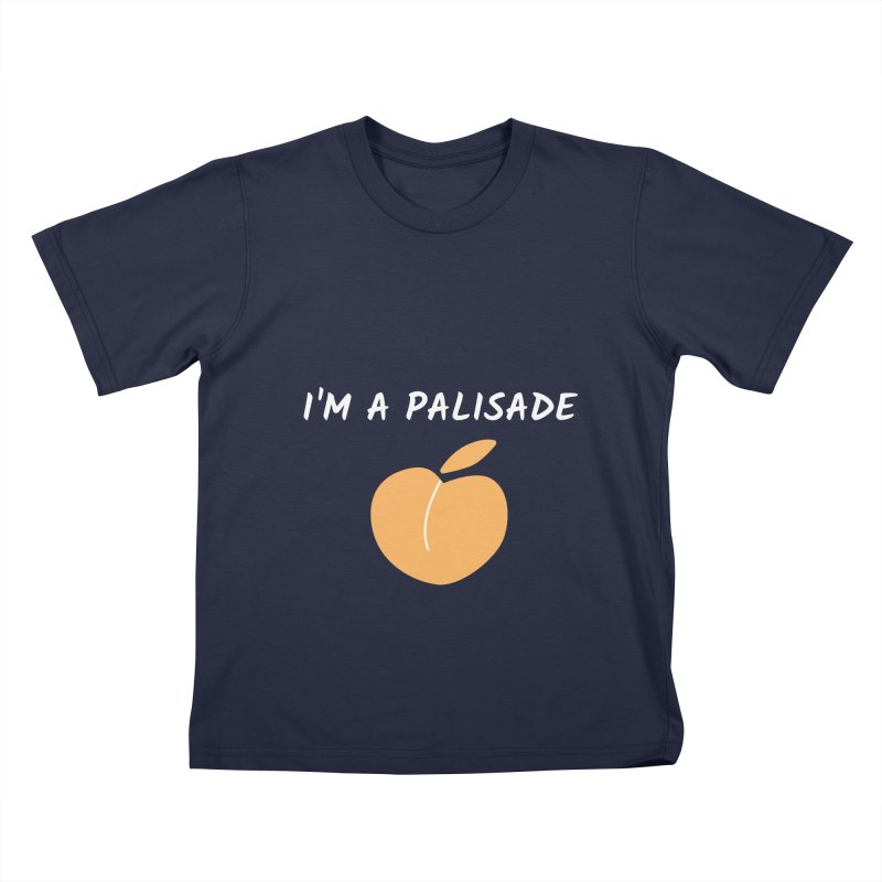 I'm a Palisade Peach Kids T-Shirt by townsquaregrandjunction's Artist Shop