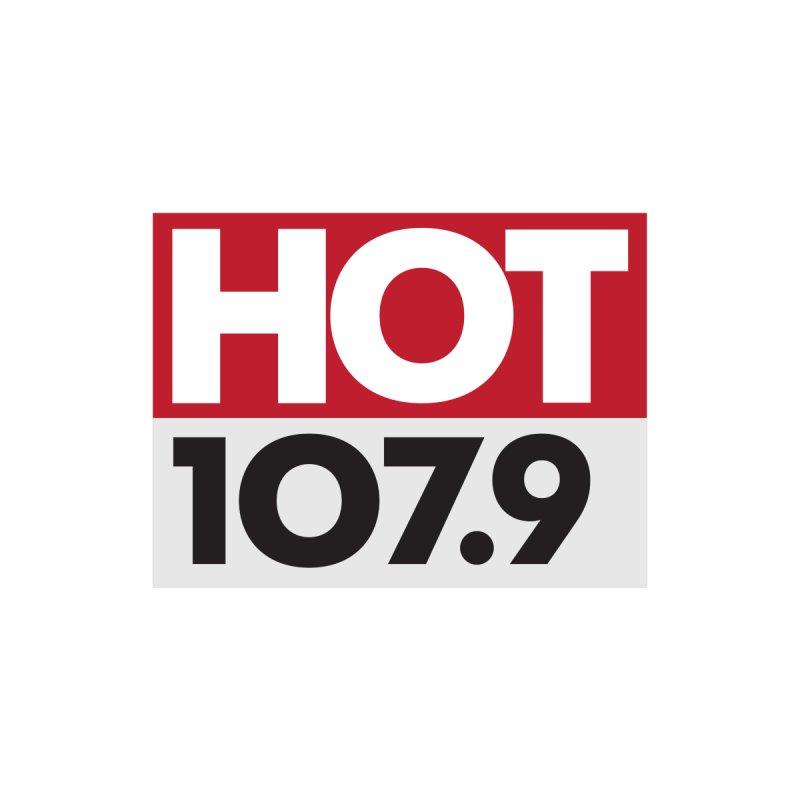 Hot 107.9 Kids Baby Bodysuit by Townsquare Lafayette's Artist Shop