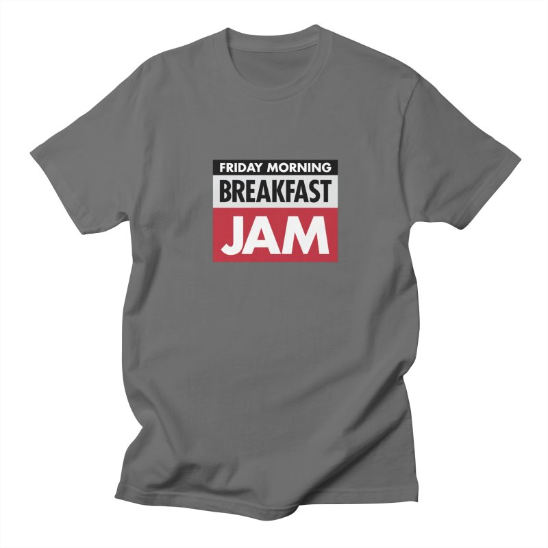 Hot 107.9 Friday Morning Breakfast Jam Men's T-Shirt by Townsquare Lafayette's Artist Shop