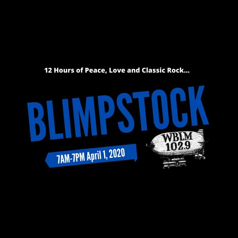 Limited-Edition WBLM Blimpstock T-Shirt Men's T-Shirt by Townsquare Merch