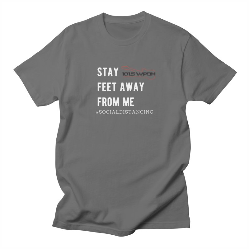 WPDH Social Distancing Shirt Men's T-Shirt by Townsquare Merch