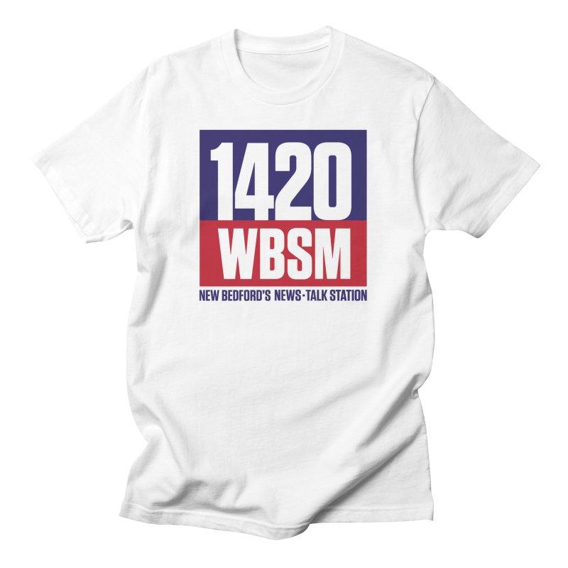 WBSM 1420 Men's T-Shirt by Townsquare New Bedford's Shop