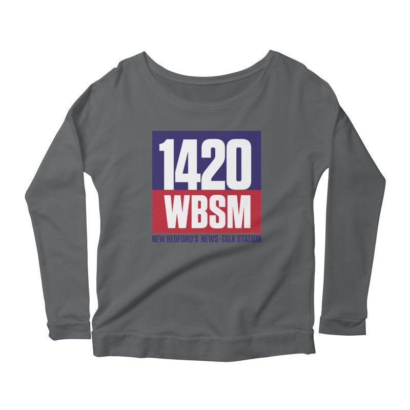 WBSM 1420 Women's Longsleeve T-Shirt by Townsquare New Bedford's Shop