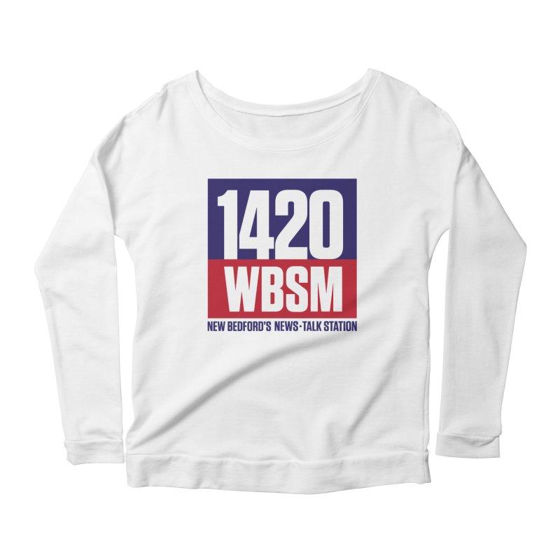 WBSM 1420 Women's Longsleeve T-Shirt by Townsquare New Bedford's Shop