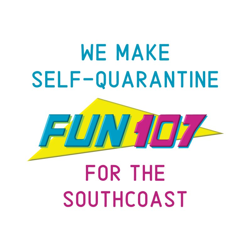 For The Southcoast - FUN 107 Women's Longsleeve T-Shirt by Townsquare New Bedford's Shop