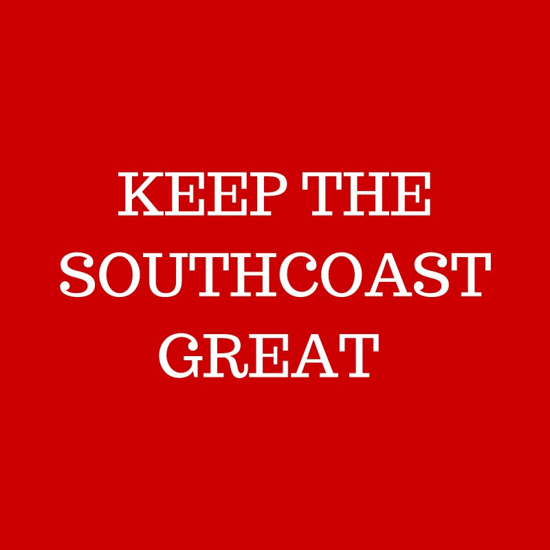 Keep The Southcoast Great Women's T-Shirt by Townsquare New Bedford's Shop