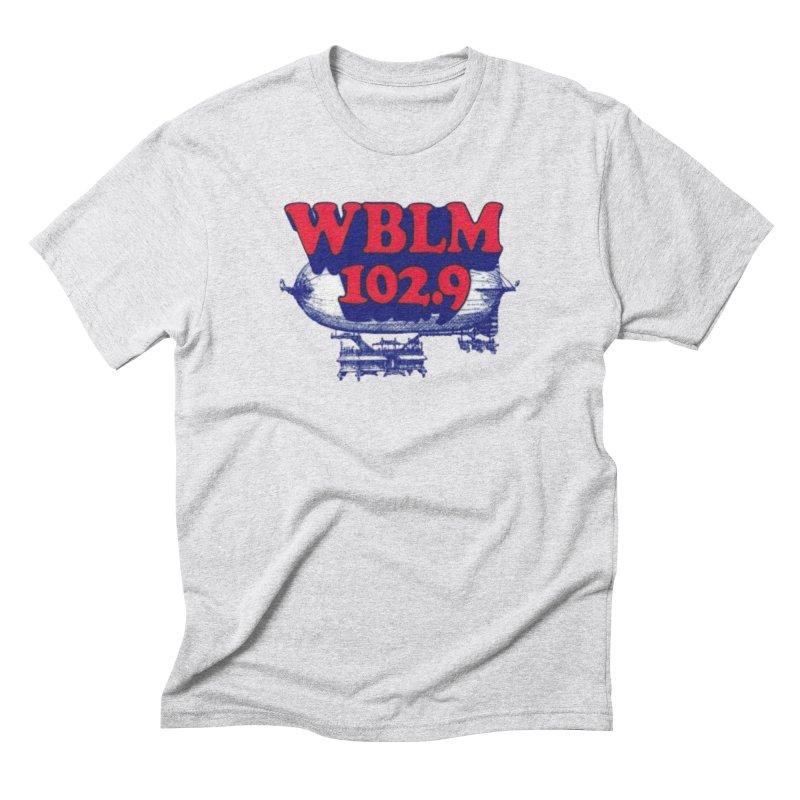 WBLM Vintage Logo Shirt Men's T-Shirt by townsquareportland's Artist Shop