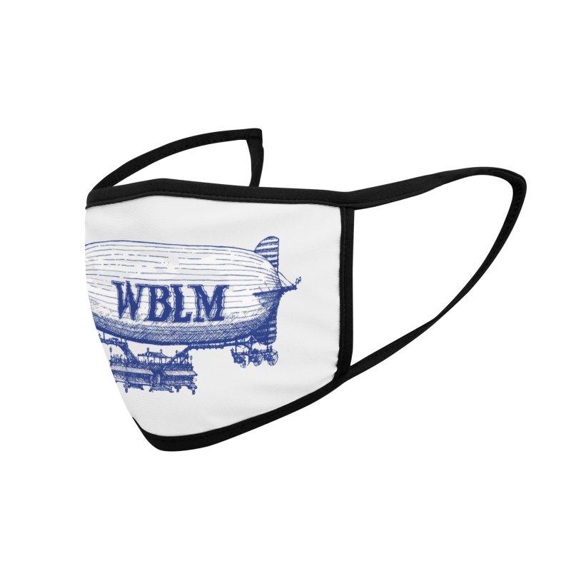 WBLM Blimp Accessories Face Mask by townsquareportland's Artist Shop