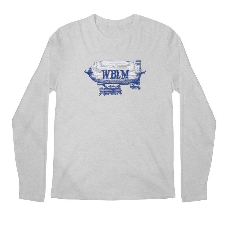 WBLM Blimp Men's Longsleeve T-Shirt by townsquareportland's Artist Shop