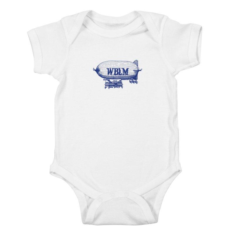 WBLM Blimp Kids Baby Bodysuit by townsquareportland's Artist Shop
