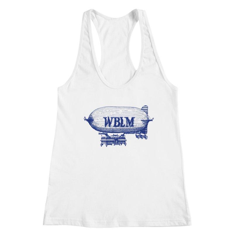 WBLM Blimp Women's Tank by townsquareportland's Artist Shop