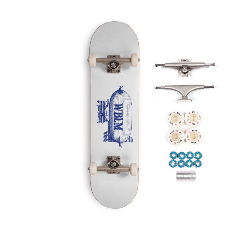WBLM Blimp Accessories Skateboard by townsquareportland's Artist Shop