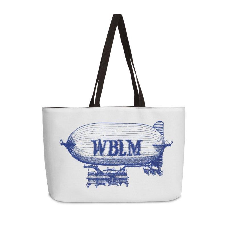 WBLM Blimp Accessories Bag by townsquareportland's Artist Shop