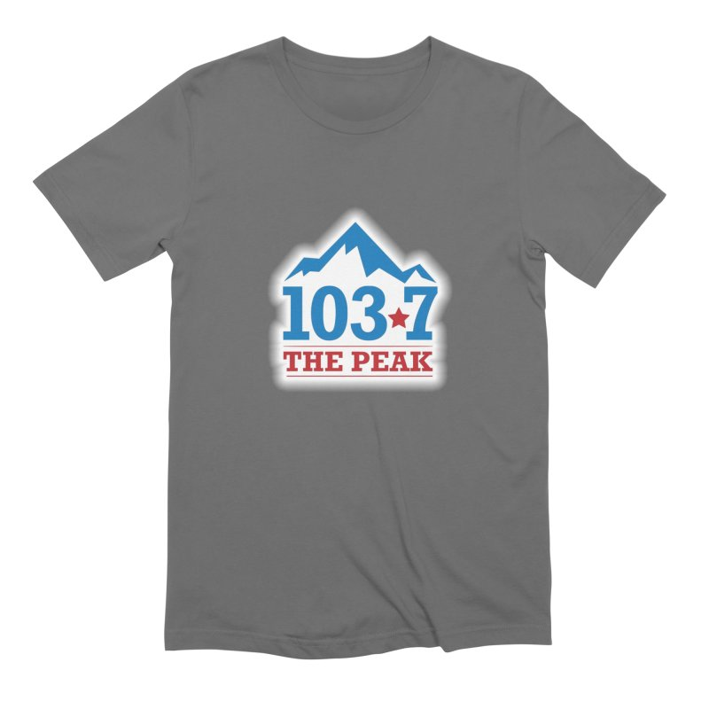 WPKQ Men's T-Shirt by townsquareportland's Artist Shop