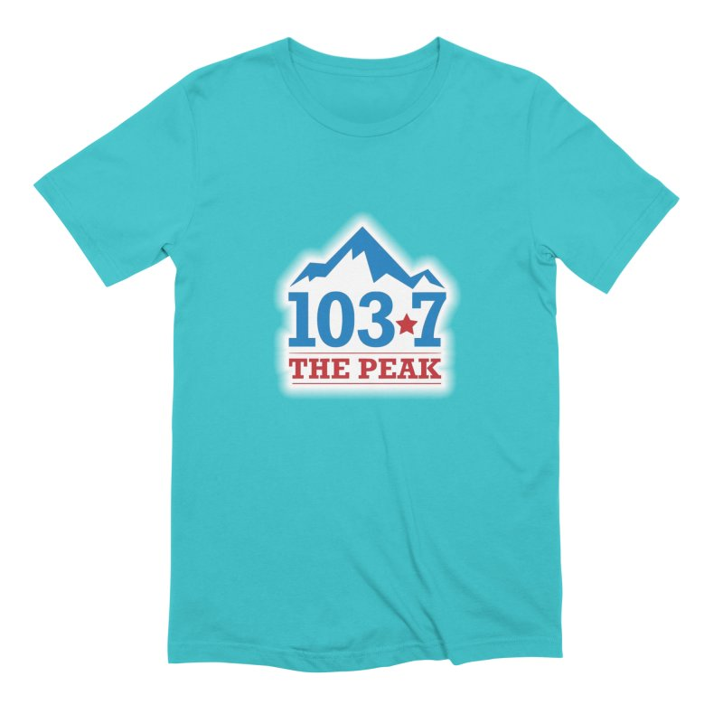 WPKQ Men's T-Shirt by townsquareportland's Artist Shop