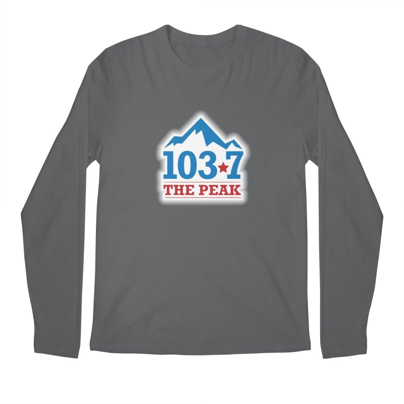 WPKQ Men's Longsleeve T-Shirt by townsquareportland's Artist Shop