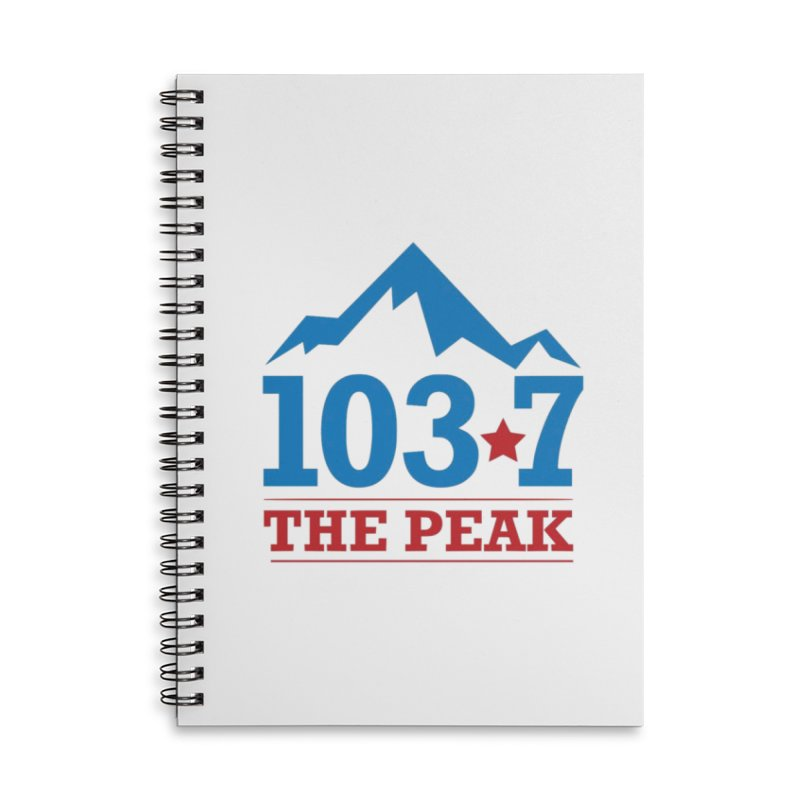 WPKQ Accessories Notebook by townsquareportland's Artist Shop