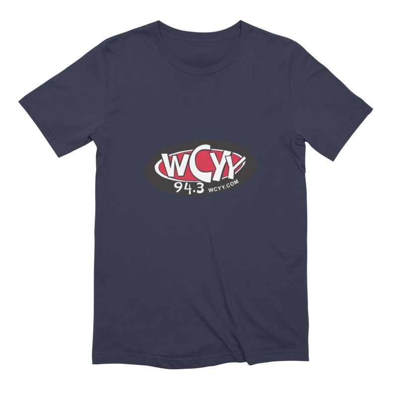 WCYY Men's T-Shirt by townsquareportland's Artist Shop