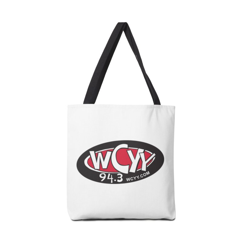 WCYY Accessories Bag by townsquareportland's Artist Shop