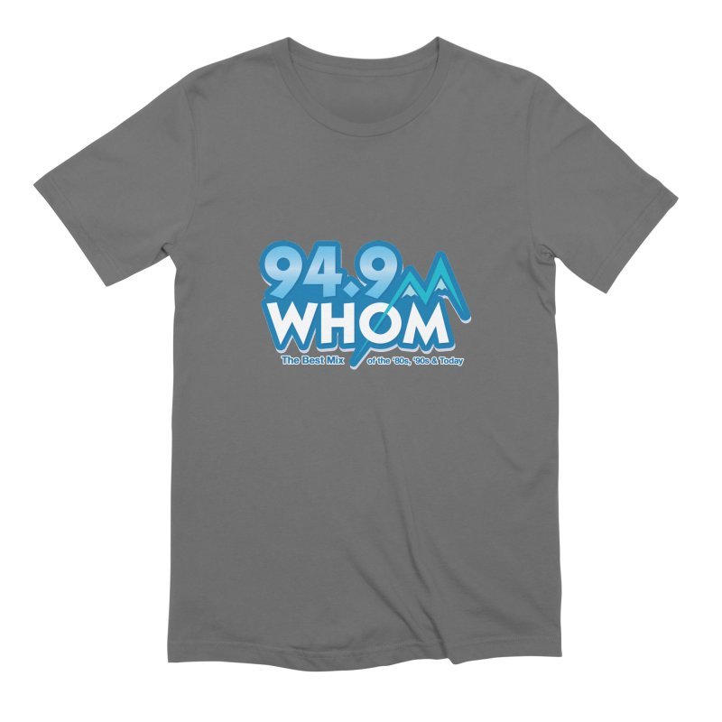 WHOM Men's T-Shirt by townsquareportland's Artist Shop