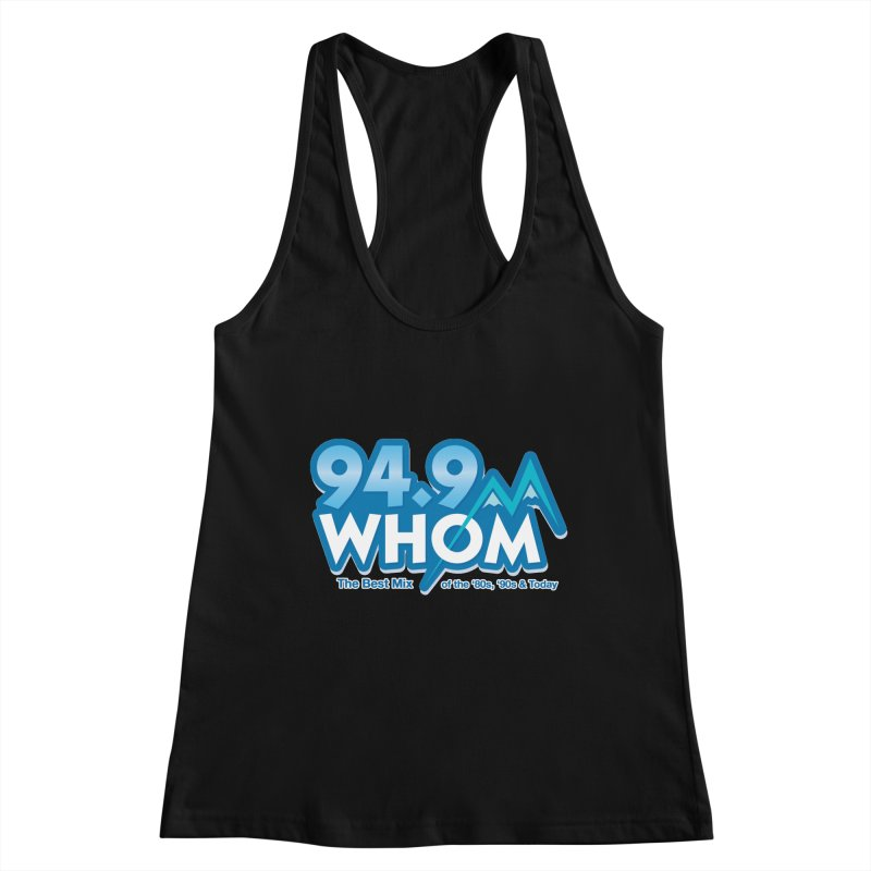 WHOM Women's Tank by townsquareportland's Artist Shop