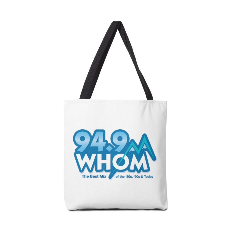 WHOM Accessories Bag by townsquareportland's Artist Shop