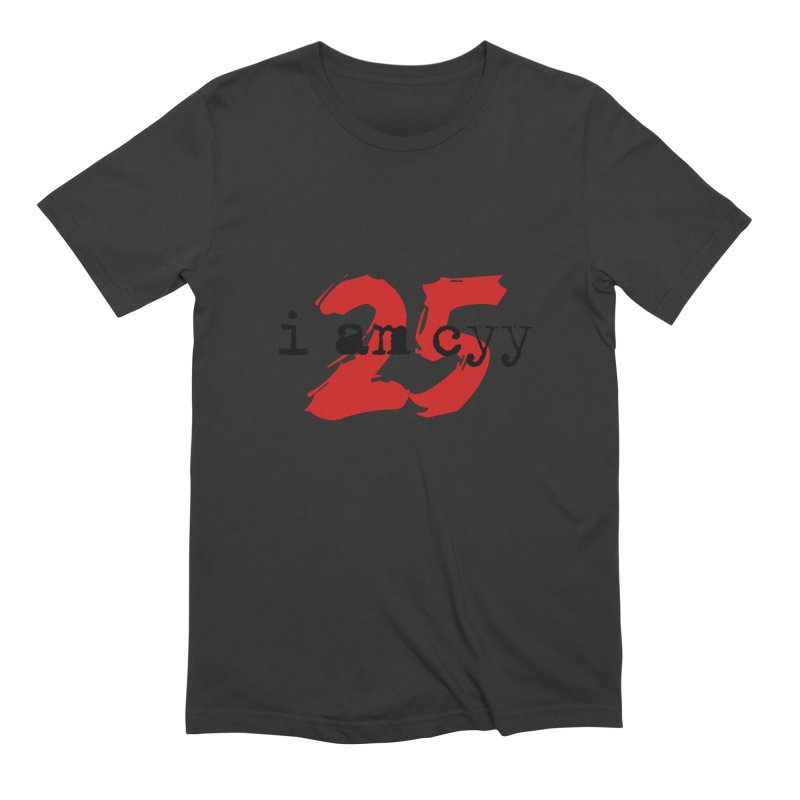 I AM CYY 25 Men's T-Shirt by townsquareportland's Artist Shop