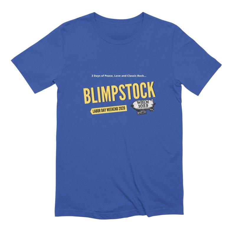 WBLM Blimpstock Men's T-Shirt by townsquareportland's Artist Shop