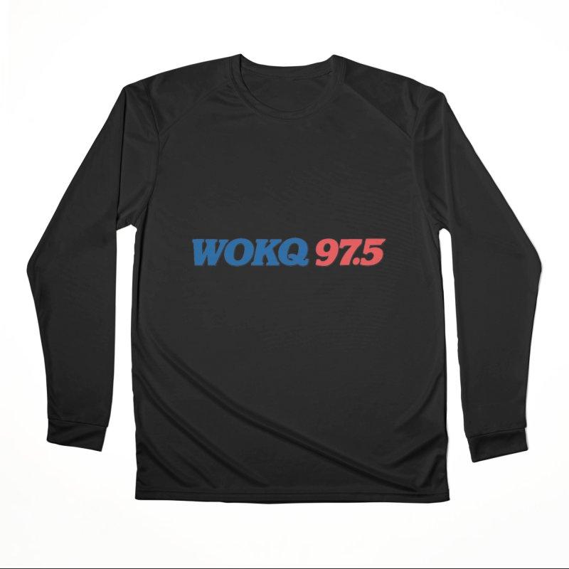 WOKQ Women's Longsleeve T-Shirt by townsquareportsmouth's Artist Shop