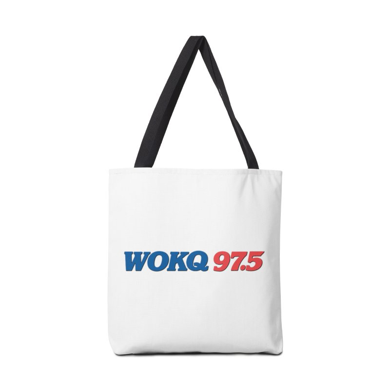 WOKQ Accessories Bag by townsquareportsmouth's Artist Shop