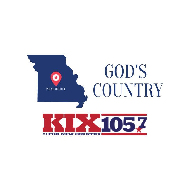 KIX - God's Country Women's Zip-Up Hoody by townsquaresedalia's Artist Shop