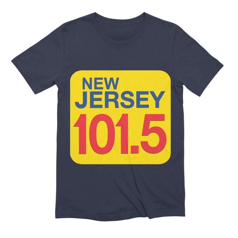 NJ101.5 App T-Shirt Men's T-Shirt by NJ101.5's Artist Shop