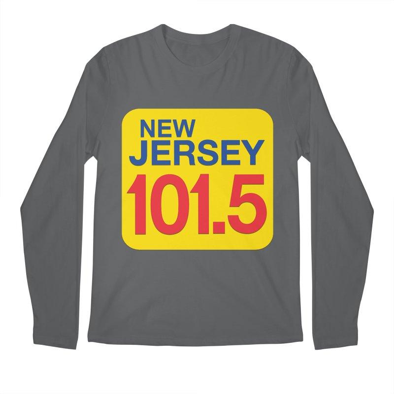 NJ101.5 App T-Shirt Men's Longsleeve T-Shirt by NJ101.5's Artist Shop