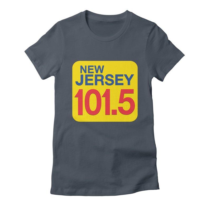 NJ101.5 App T-Shirt Women's T-Shirt by NJ101.5's Artist Shop