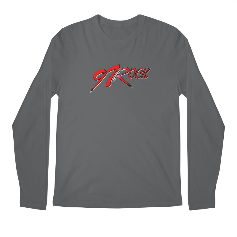 97 Rock | The Classic Men's Longsleeve T-Shirt by Townsquare Tri-Cities' Shop