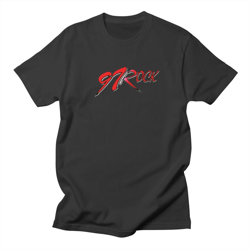 97 Rock | The Classic Men's T-Shirt by Townsquare Tri-Cities' Shop