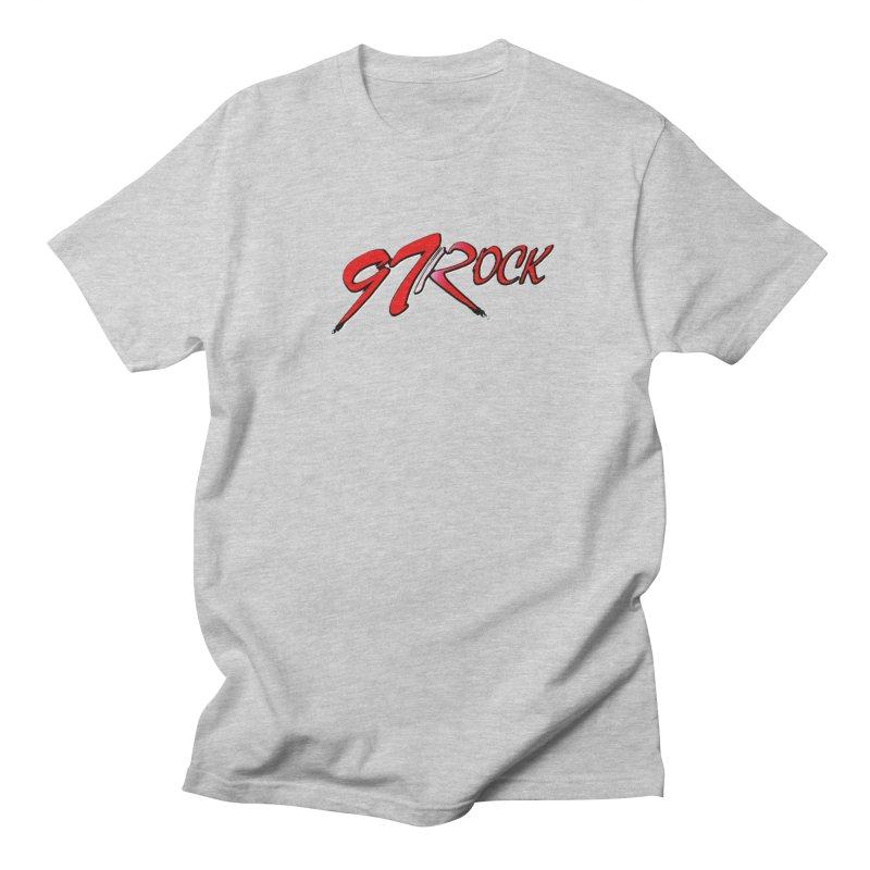 97 Rock | The Classic Men's T-Shirt by Townsquare Tri-Cities' Shop