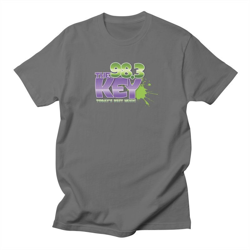 98.3 the Key Men's T-Shirt by Townsquare Tri-Cities' Shop