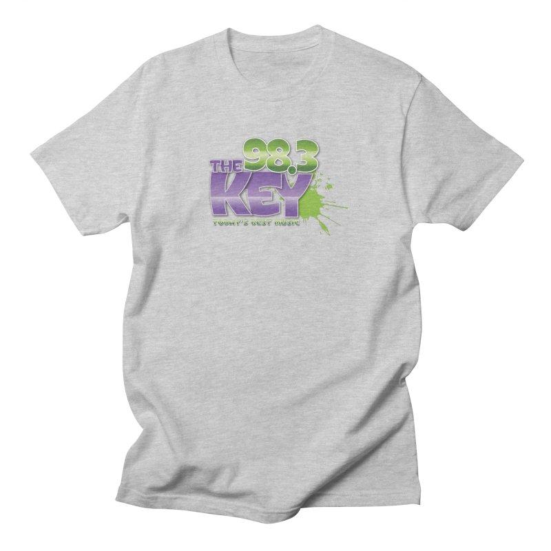 98.3 the Key Men's T-Shirt by Townsquare Tri-Cities' Shop