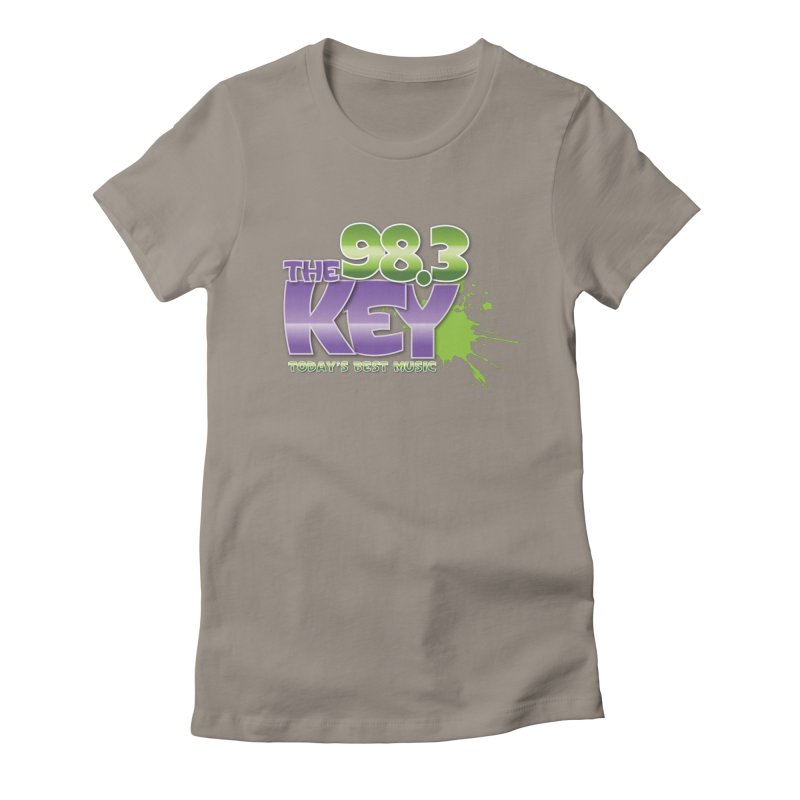98.3 the Key Women's T-Shirt by Townsquare Tri-Cities' Shop