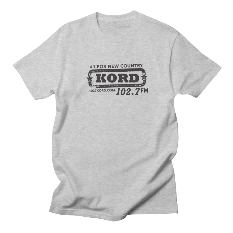 KORD   Essential Men's T-Shirt by Townsquare Tri-Cities' Shop