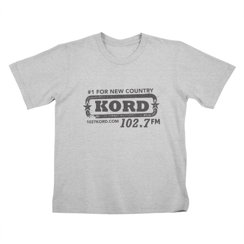KORD | Essential Kids T-Shirt by Townsquare Tri-Cities' Shop