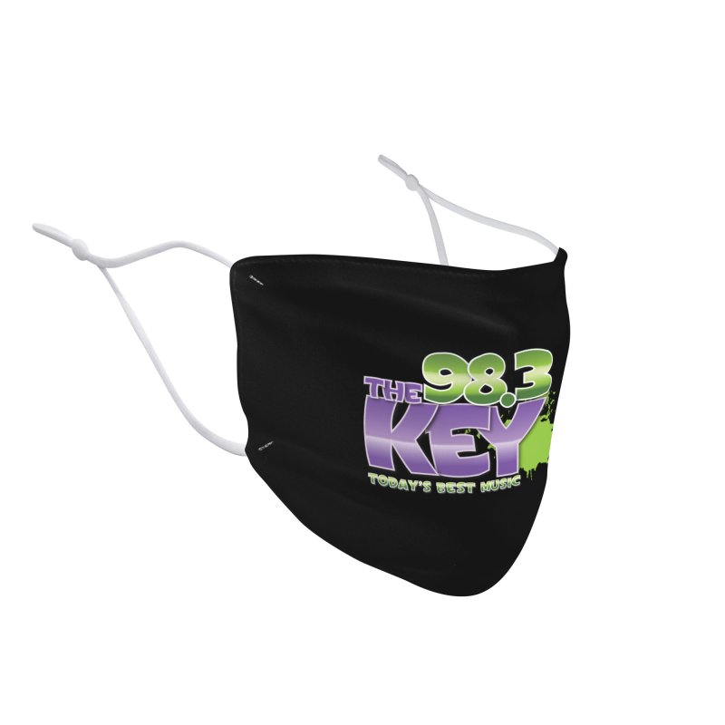 The Key Face Mask Accessories Face Mask by Townsquare Tri-Cities' Shop