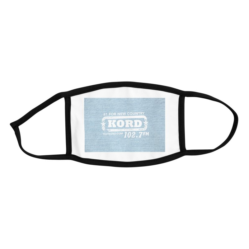 KORD Denim Face Mask Accessories Face Mask by Townsquare Tri-Cities' Shop