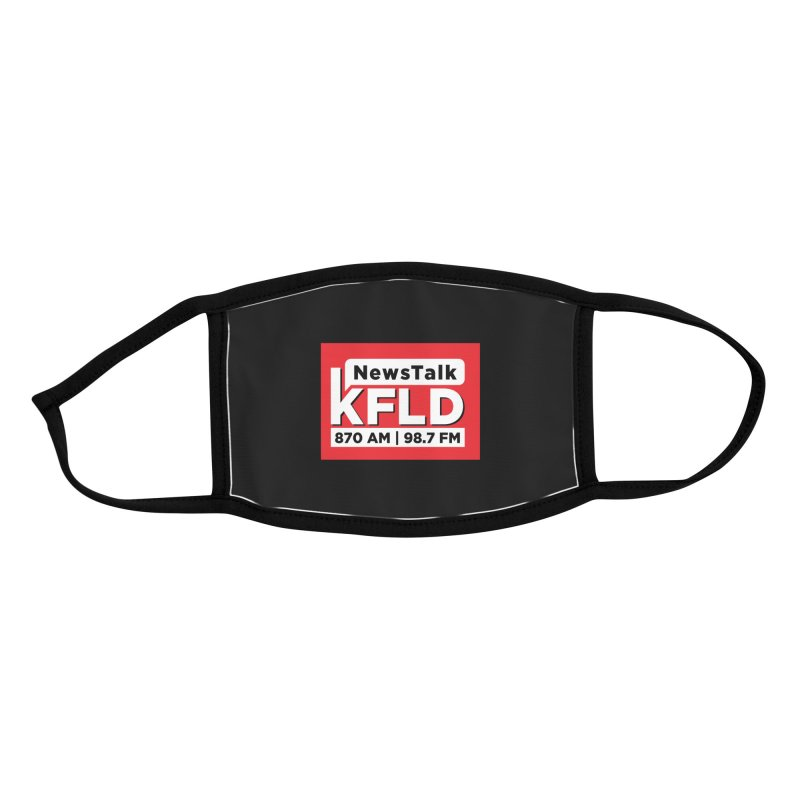 KFLD Face Mask Accessories Face Mask by Townsquare Tri-Cities' Shop