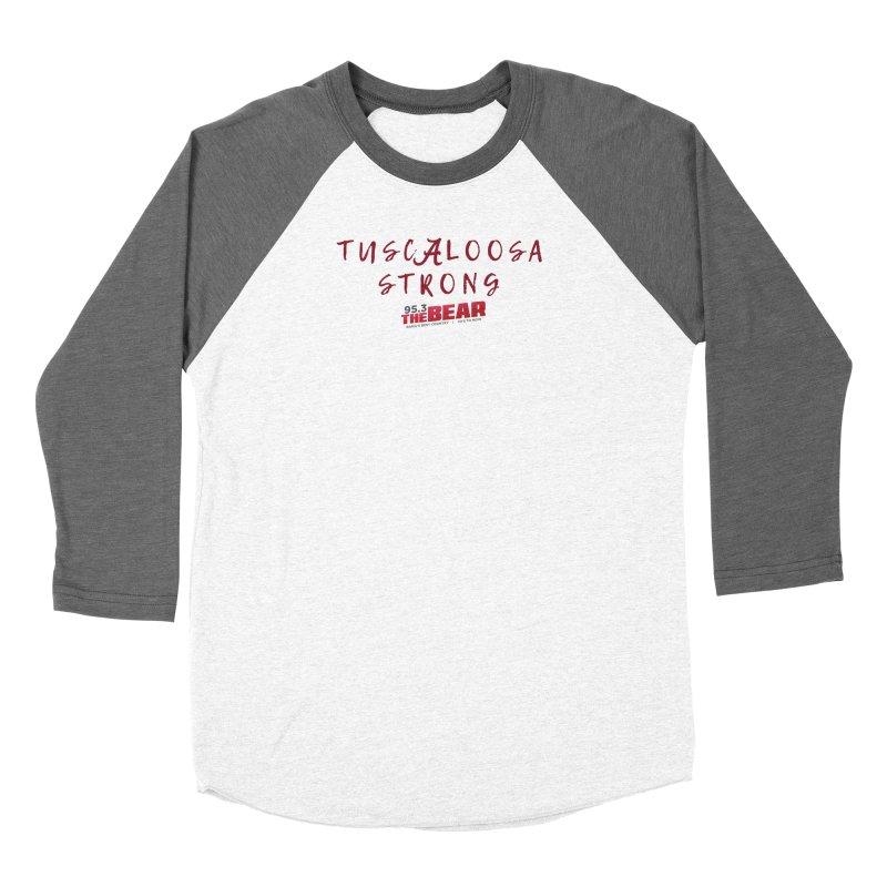 Tuscaloosa Strong - WFFN Women's Longsleeve T-Shirt by Townsquare Tuscaloosa's Shop