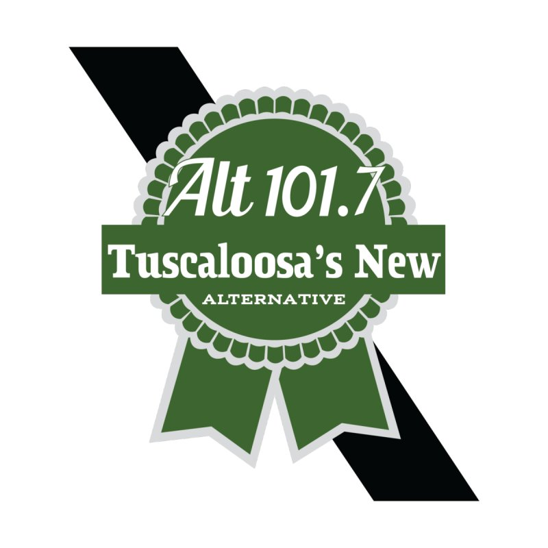 Alt 101.7 Black Women's Tank by Townsquare Tuscaloosa's Shop