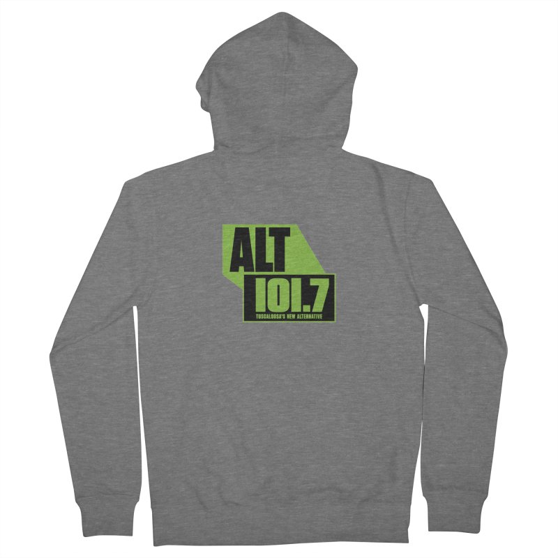 Alt 101 Women's Zip-Up Hoody by Townsquare Tuscaloosa's Shop