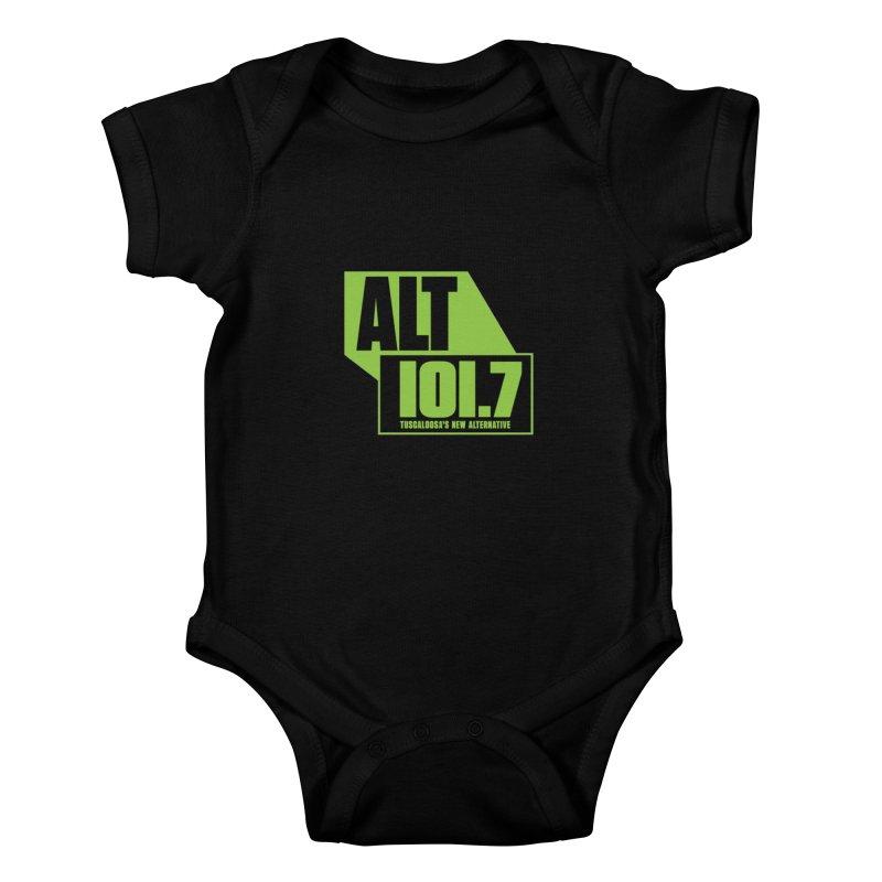 Alt 101 Kids Baby Bodysuit by Townsquare Tuscaloosa's Shop