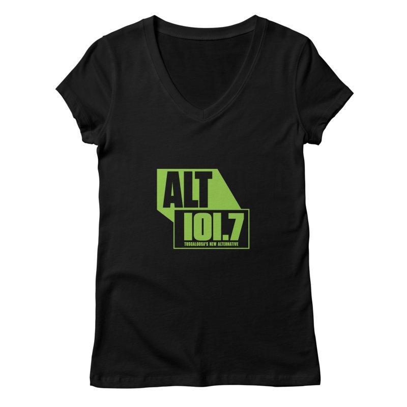 Alt 101 Women's V-Neck by Townsquare Tuscaloosa's Shop